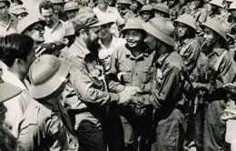 Fidel Castro - Biểu tượng của quan hệ Việt Nam - Cuba
