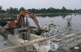 Xem xét xây đường dọc kênh Tham Lương (TP.HCM)