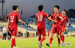 ĐT Việt Nam đá giao hữu với Đài Bắc Trung Hoa trên sân Hàng Đẫy trước vòng loại ASIAN Cup 2019