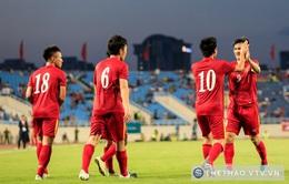 ĐT Việt Nam tụt hạng trên BXH FIFA tháng 9