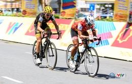 Ảnh: Những khoảnh khắc ấn tượng trong chặng đầu tiên Giải xe đạp Quốc tế Cúp Tôn Hoa Sen 2016