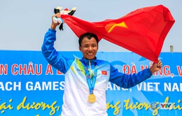 ABG 2016: Điền kinh Việt Nam giành thêm 2 HCV cá nhân trong ngày thi đấu cuối
