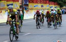 Giải xe đạp Quốc tế VTV Cúp Tôn Hoa Sen 2016: Jos Koop về nhất chặng 3 từ Phu Văn Lâu đi Quảng Bình