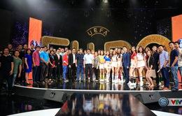 Tổng Giám đốc Đài THVN thăm động viên Ban Thể thao VTV thực hiện sự kiện EURO 2016