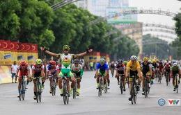 Chặng 5 Giải xe đạp quốc tế VTV - Cúp Tôn Hoa Sen 2016: Nguyễn Thành Tâm về nhất!