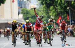Kết thúc Giải xe đạp quốc tế VTV – Cúp Tôn Hoa Sen 2016: Võ Phú Trung áo vàng, Lê Văn Duẩn giành áo xanh ngoạn mục