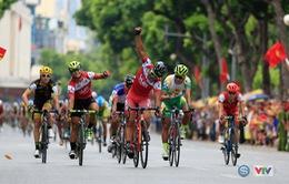 [KT] Chặng 10 giải xe đạp quốc VTV - Cúp Tôn Hoa Sen 2016: Lê Văn Duẩn về nhất