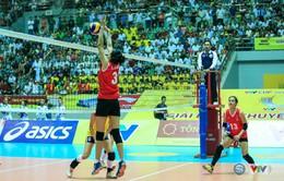 Ảnh: Những khoảnh khắc ấn tượng trong ngày thi đấu khai mạc VTV Cup 2016 - Tôn Hoa Sen