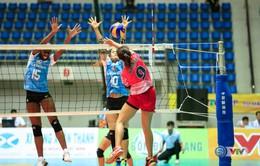VTV Cup 2016 – Tôn Hoa Sen: CLB Chonburi (Thái Lan) vượt qua ĐT Indonesia sau 3 set