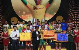 """[KT] Gala trao giải """"Giải xe đạp quốc tế VTV - Cúp Tôn Hoa Sen 2016"""""""