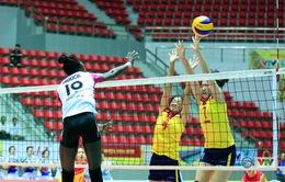 VTV Cup 2016 – Tôn Hoa Sen: Chonburi (Thái Lan) giành chiến thắng thuyết phục trước Giang Tô (Trung Quốc)