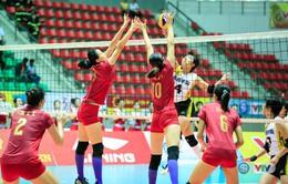 VTV Cup 2016 – Tôn Hoa Sen: Tuyển trẻ Trung Quốc có chiến thắng thứ 2 liên tiếp