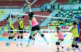 VTV Cup 2016 – Tôn Hoa Sen: CLB Nagasaki (Nhật Bản) có chiến thắng đầu tiên