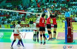 VTV Cup 2016 – Tôn Hoa Sen: Lịch trực tiếp chung kết ĐT Việt Nam – CLB Chonburi (Thái Lan) và Lễ bế mạc