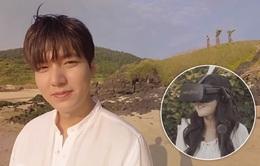 Hẹn hò với Lee Min Ho trên đảo Jeju qua… kính thực tế ảo