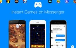 Facebook Messenger hỗ trợ chơi game ngay trên công cụ chat