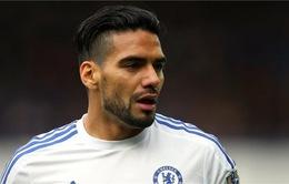 Chelsea loại Falcao khỏi danh sách dự Champions League