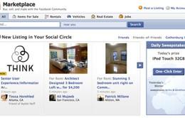 """Facebook trình làng """"Chợ trực tuyến"""""""