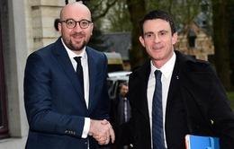 Pháp và Bỉ tăng cường hợp tác chống khủng bố