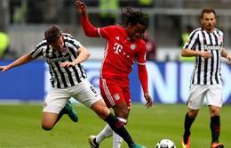 VIDEO, Frankfurt 2-2 Bayern Munich: Nỗ lực tuyệt vời