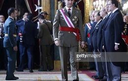 Nhà Vua Tây Ban Nha kêu gọi bầu cử mới