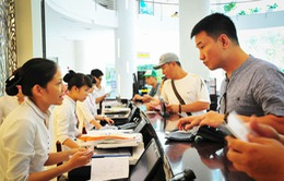 Giá dịch vụ tăng cao tại Festival Huế