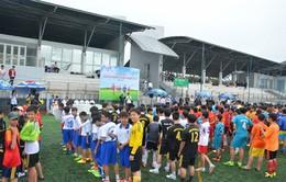 Khởi tranh Festival Bóng đá học đường U13