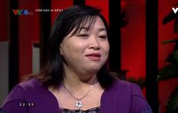 Nghị lực phi thường của nữ VĐV khuyết tật Hoàng Hồng Kiên