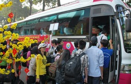 TP.HCM: Đưa 1.000 công nhân về quê ăn Tết