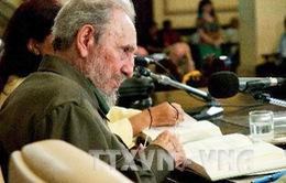 Lãnh tụ cách mạng Cuba Fidel Castro sẽ được hỏa táng