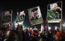 Cuba quy định sử dụng hình ảnh lãnh tụ Fidel Castro