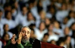 Thế giới tiếc thương Chủ tịch Fidel Castro
