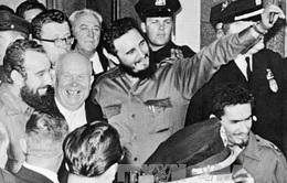 Hồi ức về lãnh tụ Cuba Fidel Castro của người cung cấp vũ khí cho tàu Granma