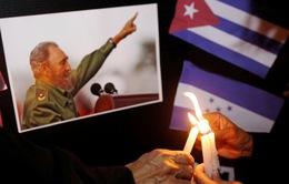 Quốc tang lãnh tụ Fidel Castro: Lễ viếng tập thể diễn ra ngày 29/11