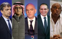 """Đề nghị sốc bị bác bỏ, cuộc bầu cử Chủ tịch FIFA """"nóng"""" chưa từng có"""