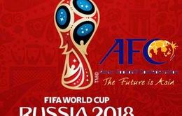 Lịch thi đấu Vòng loại World Cup và giao hữu quốc tế ngày 29 - 30/3