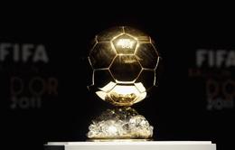 Sẽ không có Quả bóng vàng FIFA vào năm tới?