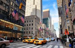 Giá thuê mặt bằng đắt khủng khiếp tại New York