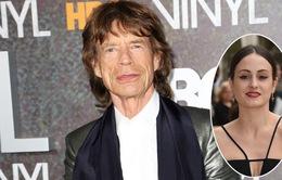 Thủ lĩnh Rolling Stones lên chức cha ở tuổi 72