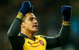 Đội hình tiêu biểu vòng 14 Ngoại hạng Anh: Ấn tượng hàng công Arsenal