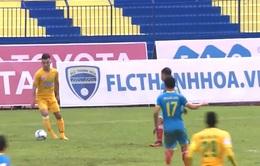 Vòng 25 V.League: Sunday toả sáng mang về chiến thắng cho FLC Thanh Hoá