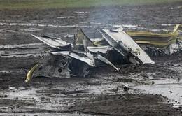 Điều tra hình sự tai nạn máy bay tại Nga