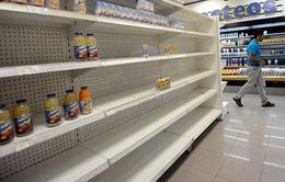 Venezuela: Đầu cơ tích trữ hàng hóa có thể chịu án tù