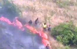 Trung Quốc: Cháy rừng vì đốt vàng mã dịp thanh minh