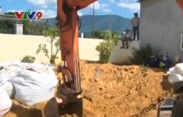 Đã di dời toàn bộ chất thải của Formosa chôn tại Hà Tĩnh