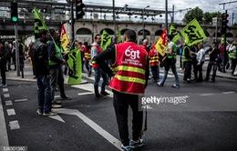 Biểu tình vẫn lan rộng tại Pháp trước thềm Euro 2016