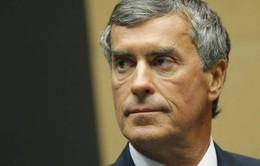Cựu Bộ trưởng Bộ Ngân sách Pháp ngồi tù vì gian lận thuế và rửa tiền