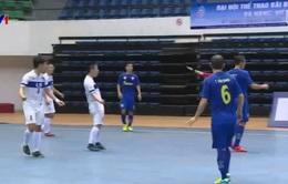 Giải futsal VĐQG 2016: Kịch tính trận đấu giữa hai nhà vô địch