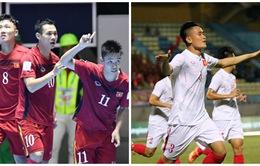 Lịch trực tiếp bóng đá ngày 15/9: ĐT Futsal và U19 Việt Nam thắp lửa hy vọng