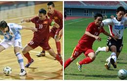 Lịch trực tiếp bóng đá ngày 11/9 và 12/9: ĐT Futsal và U19 Việt Nam xuất trận